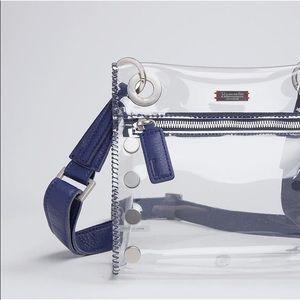 Hammitt Clear Small Crossbody Bag
